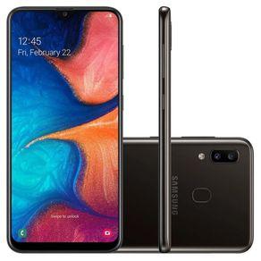 Celular-Galaxy-A20-32Gb-Preto-Samsung