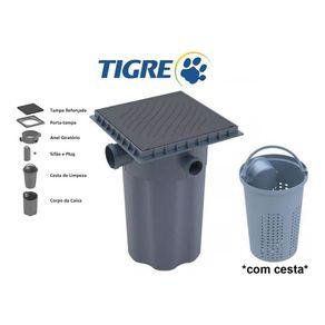 Caixa-de-Gordura-com-Cesto-Limpeza-Tigre