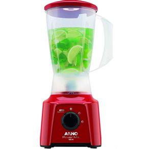 Liquidificador-Lq11-Power-Mix-Vermelho-127V-Arno