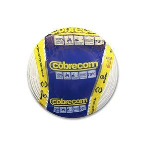 Cabo-Eletrico-4Mm-Pc-C-100Mt-750V-Branco-Cobrecom