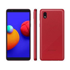 Celular-Galaxy-A01-32Gb-Core-Vermelho-Samsung