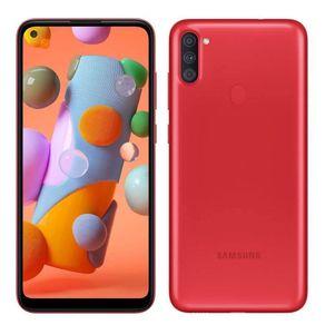 Celular-Galaxy-A11-64Gb-Vermelho-Samsung